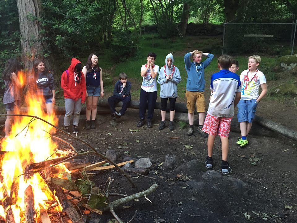 3rd Campfire