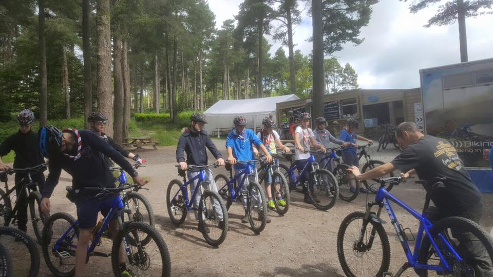 3rd Mountain Biking