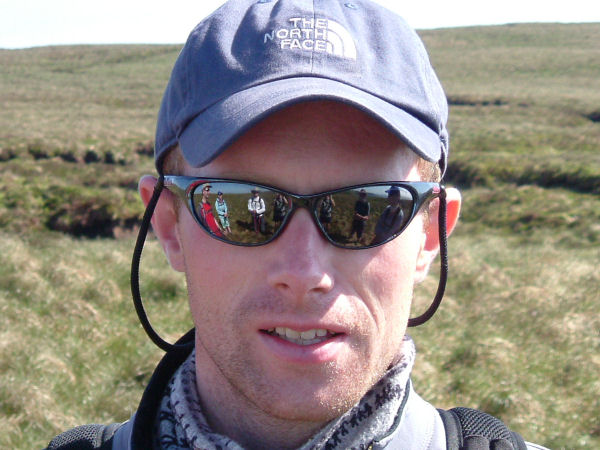 Expedition Leader: Colm Ennis